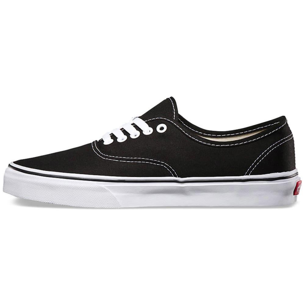 VANS Men's Authentic Shoes - BLACK