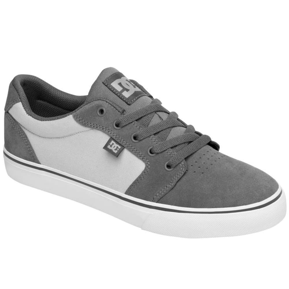 DC Shoes Men's Anvil - BATTLESHIP/ARMOR
