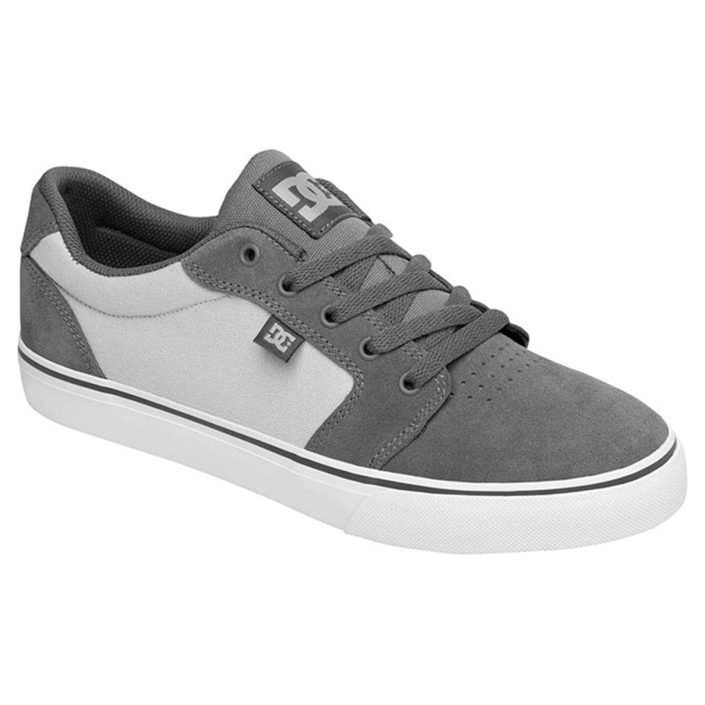 DC Shoes Men's Anvil - GREY/BLACK