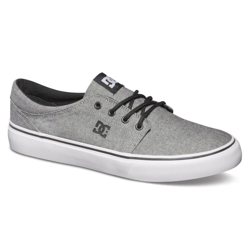 DC SHOES Men's Trase Tx Shoes - BLACK