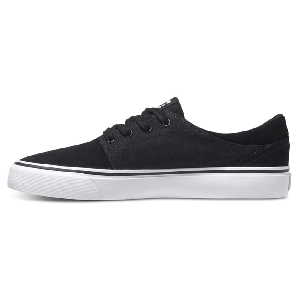 DC SHOES Men's Trase SD Shoes - BLACK/WHITE