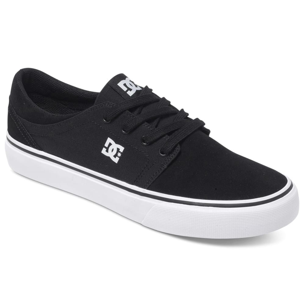DC SHOES Men's Trase SD Shoes - Black, 12