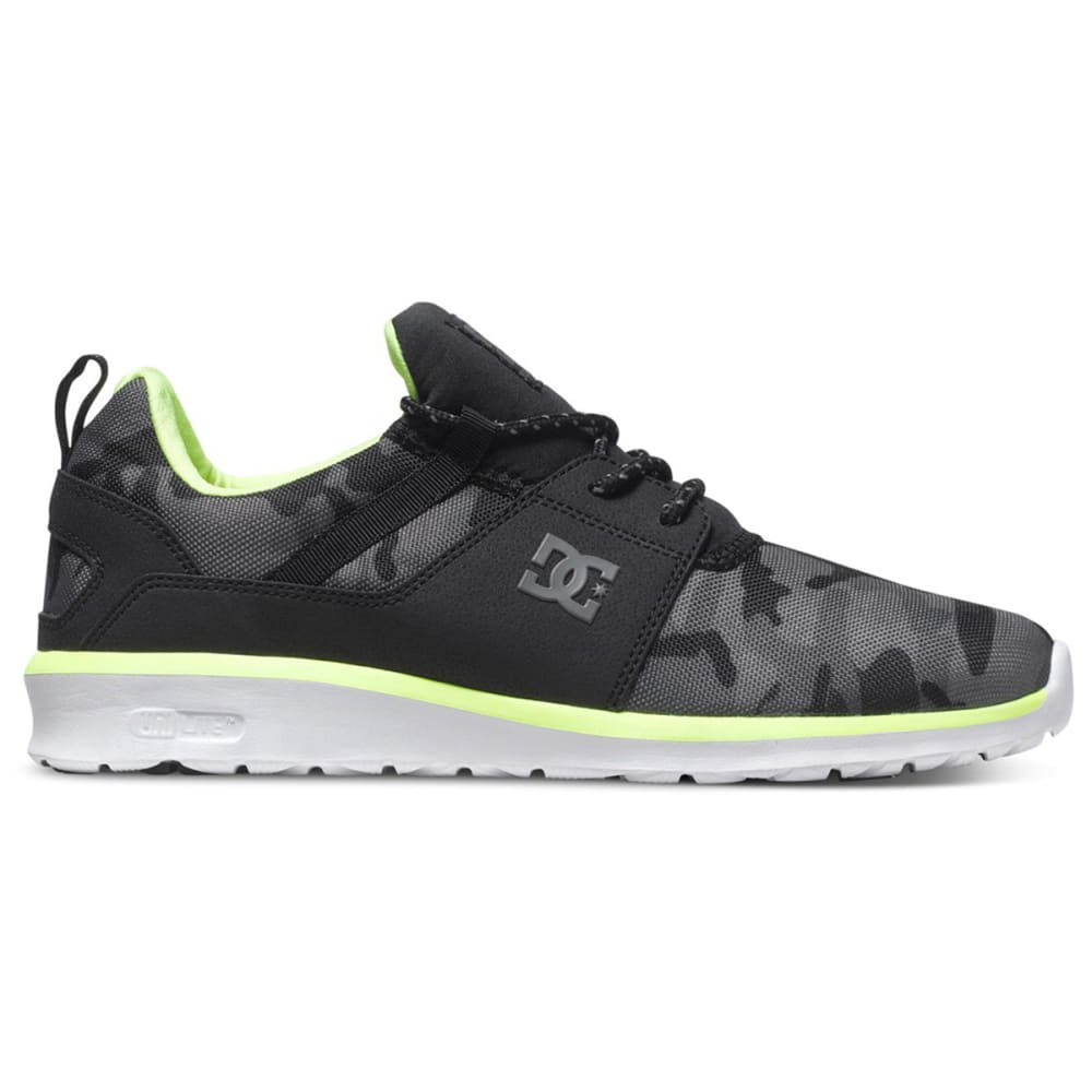 DC SHOES Men's Heathrow SE Shoes - BLACK CAMO