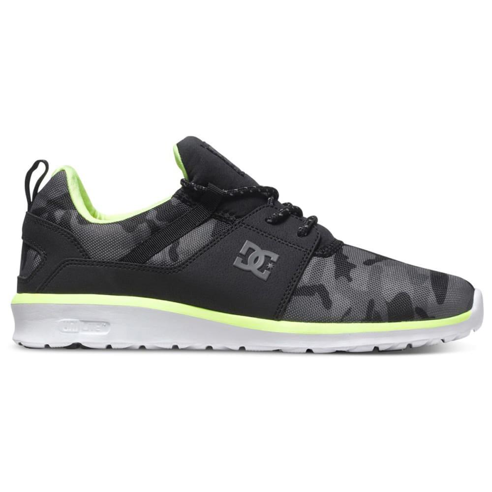 DC SHOES Men's Heathrow SE Shoes - BLACK CAMO