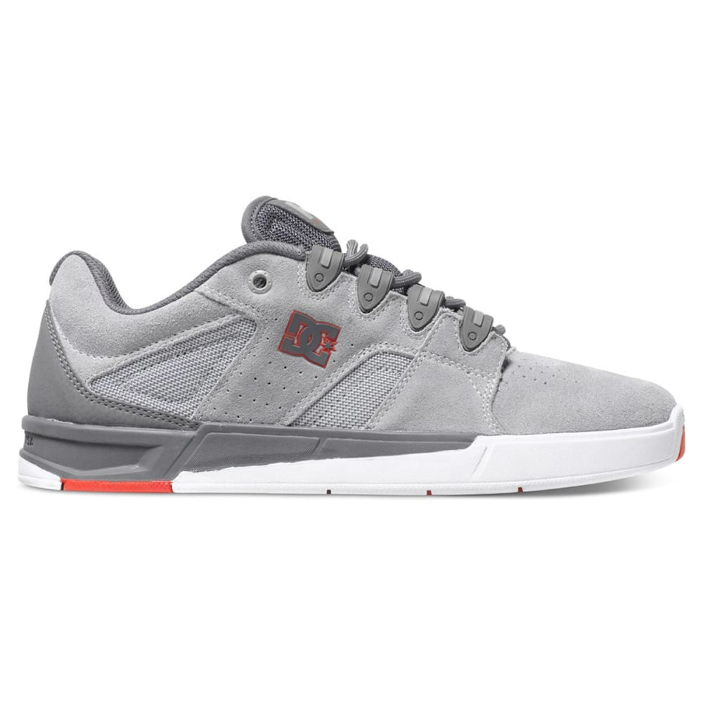 DC SHOES Men's Maddo Shoes - GREY