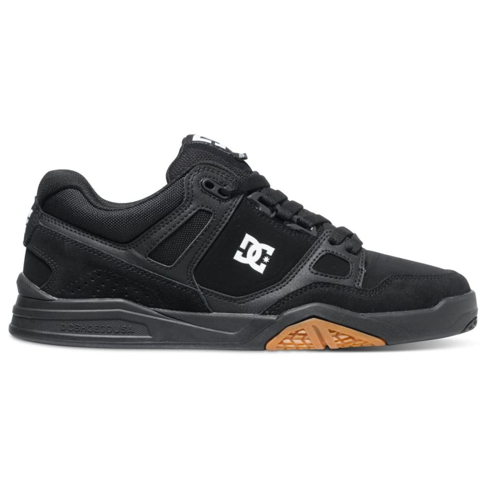 DC Men's Stag 2 Shoes - BLACK