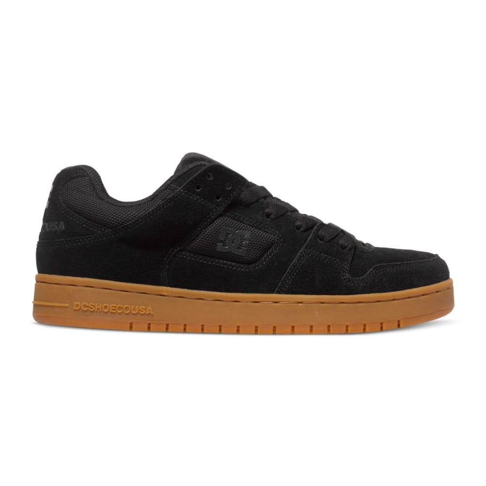 DC SHOES Men's Manteca Shoes - BLACK/NEPTUNE