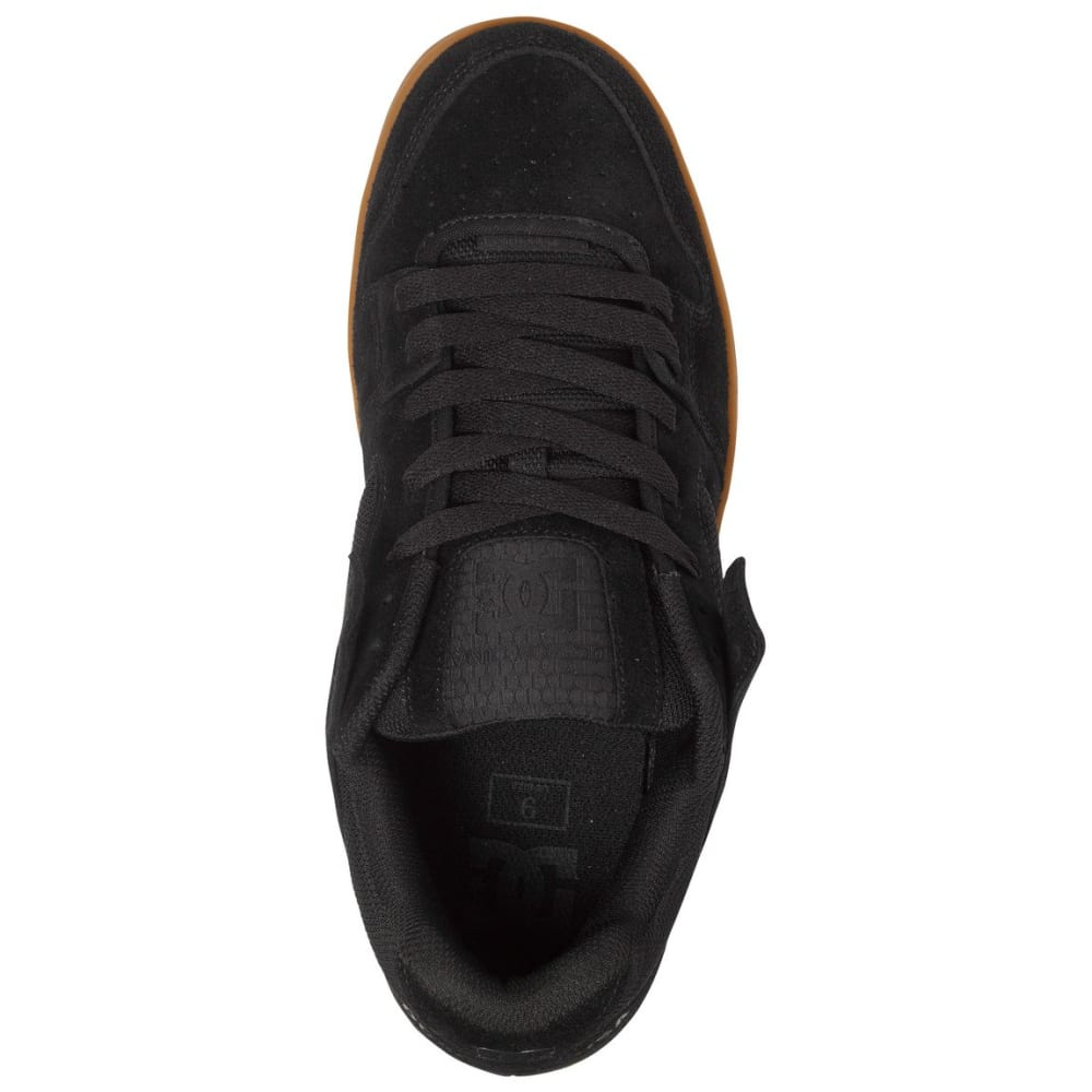 DC SHOES Men's Manteca Shoes - BLACK/NEPTUNE