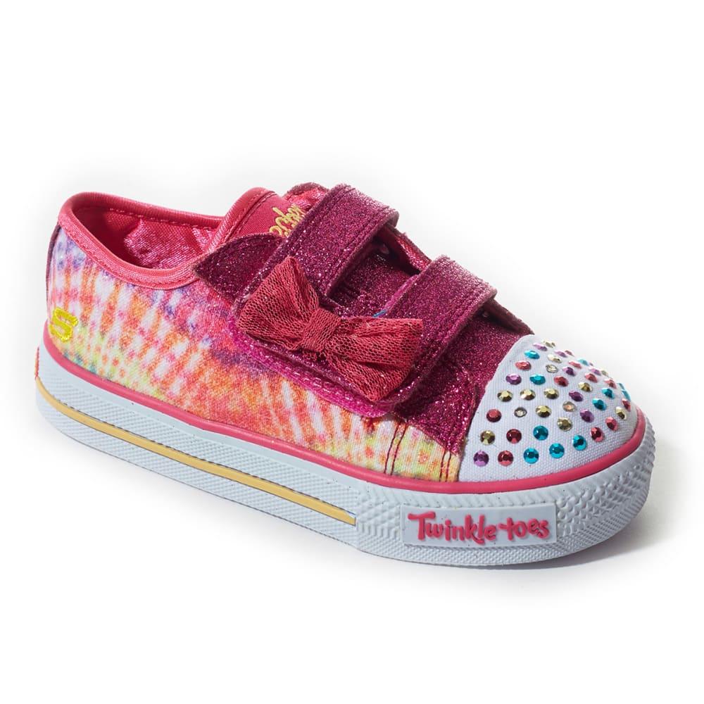 SKECHERS Girls' Twinkle Toes: Shuffles—Girl Groove - MULTI