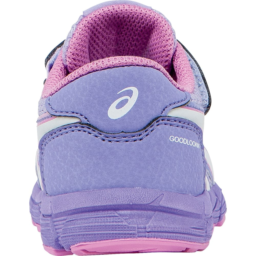ASICS Girls' Bounder TS Running Shoes - CELESTIAL ORCHID