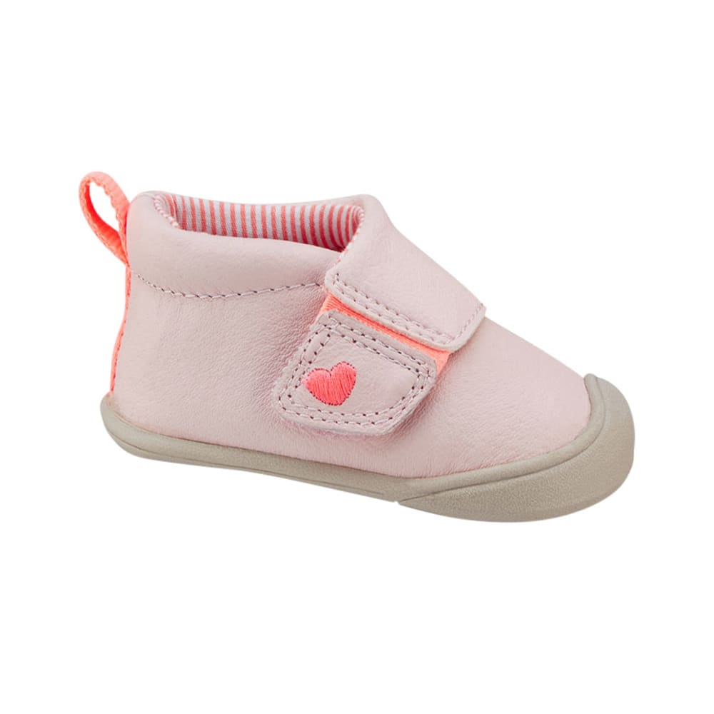 CARTER'S Infant Girls' Abby Every Step Stage 1 Crawl Shoes - PINK