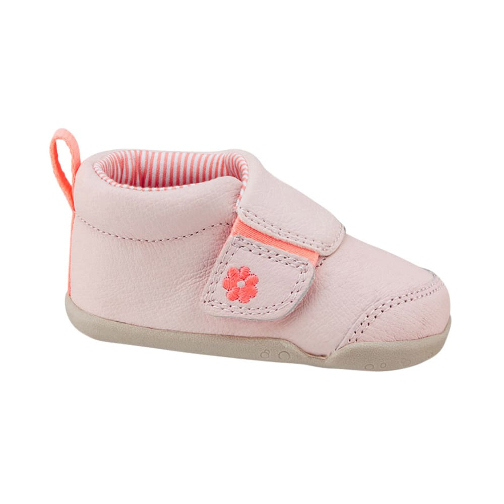 Carter's Infant Girls' Christy Every Step Stage 2 Stand Shoes - Red, 5