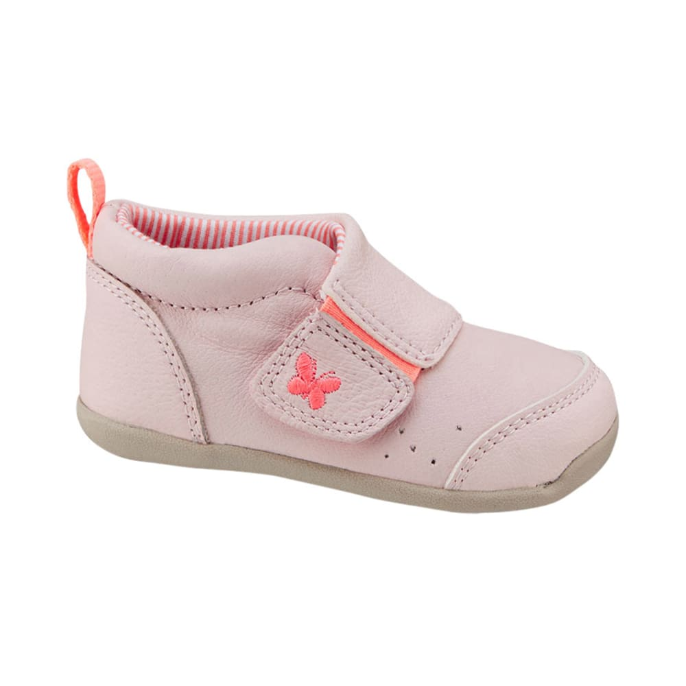 CARTER'S Infant Girls' Eve Every Step Stage 3 Walk Shoes - PINK