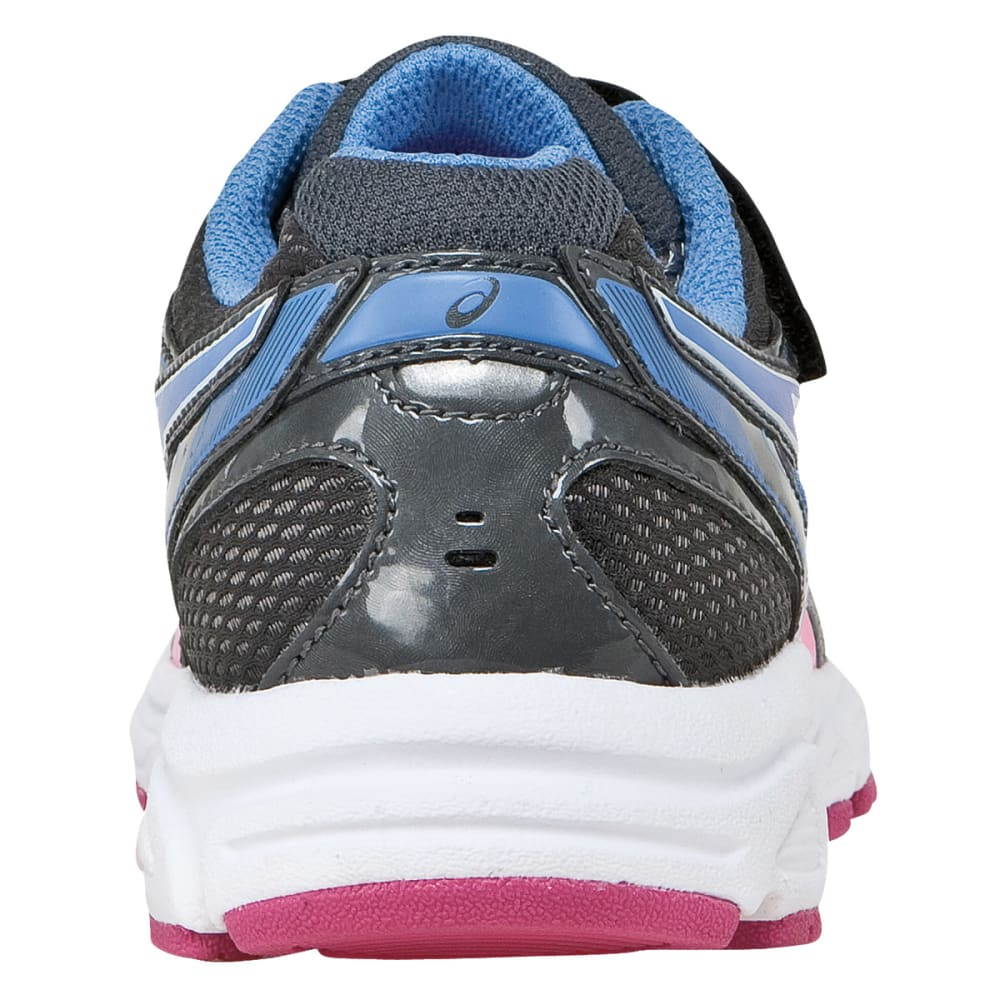ASICS Girls' Contend 2 Shoes (Sizes 11-3 ) - SILVER/PINK/BLUE