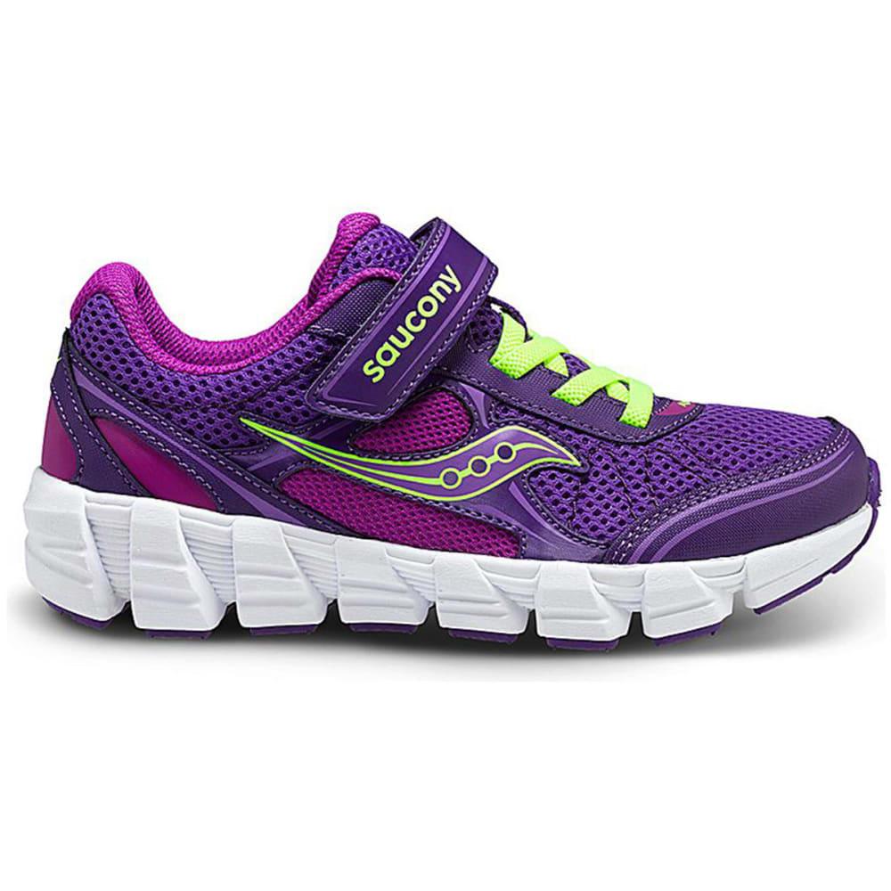 SAUCONY Little Girls' Kotaro 2 Athletic Shoes - PURPLE