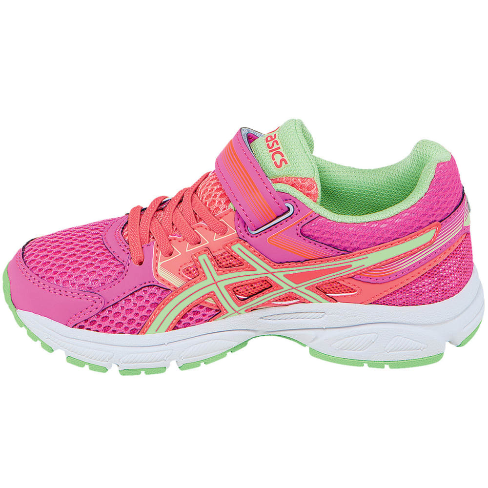 ASICS Girls' Pre-Contend 3 Shoes - FRESH SALMON