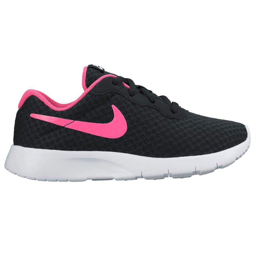 NIKE Little Girls' Tanjun Running Shoes - BLACK