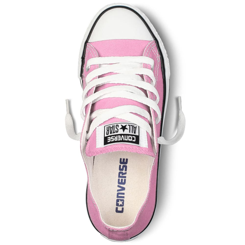 CONVERSE Kids' Chuck Taylor All Star Sneakers, Ox Pink - PINK