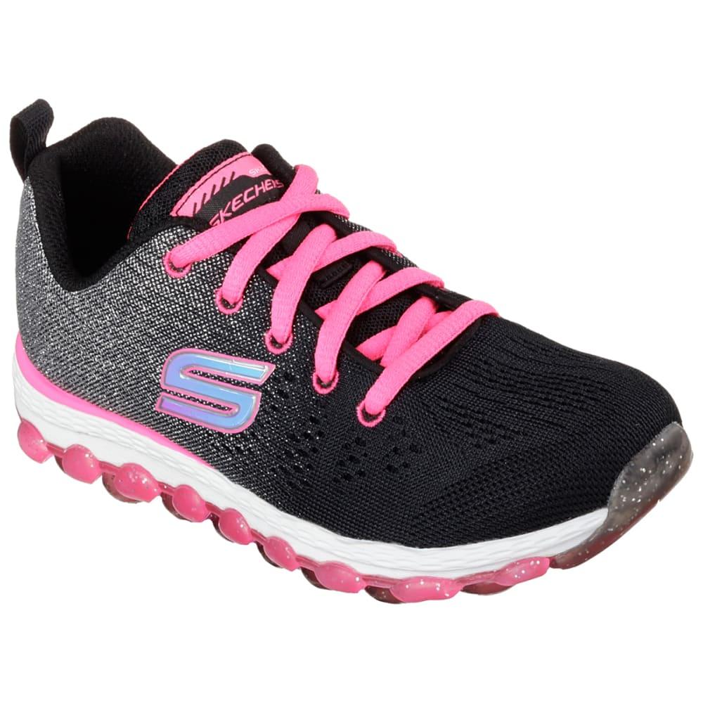 SKECHERS Girls' Skech-Air Ultra Sneakers (3.5-5) 3.5