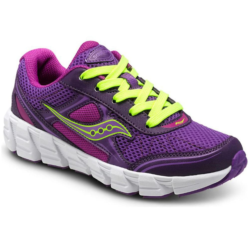 SAUCONY Girls' Kotaro 2 Athletic Shoes - PURPLE