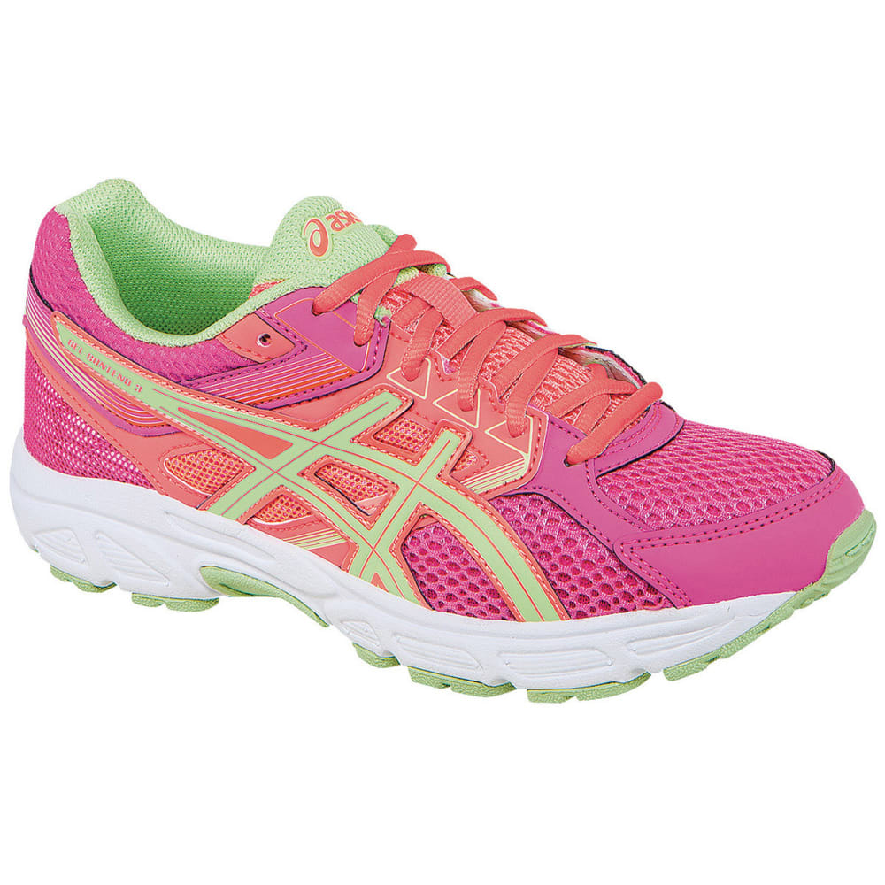 ASICS Girls' Gel Contend 3 Shoes - HOT PINK
