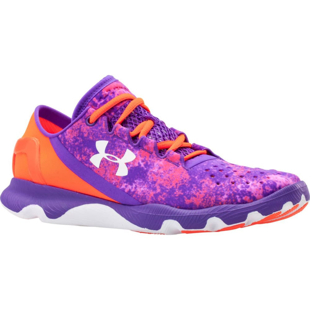 UNDER ARMOUR Girls' SpeedForm™ Apollo Sneakers - PURPLE
