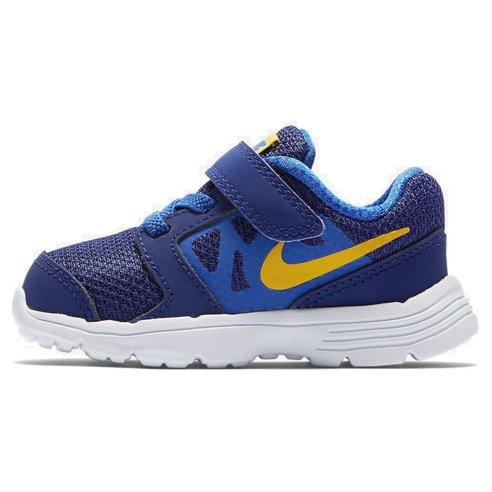 NIKE Toddler Boys' Downshifter 6 Running Shoes - SCATTER/VOLCANO