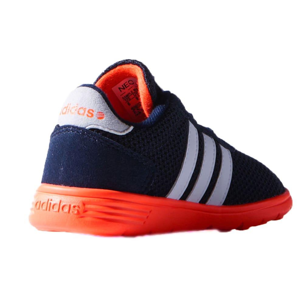 ADIDAS Infant Boys' Lite Racer Sneakers - NAVY/WHITE