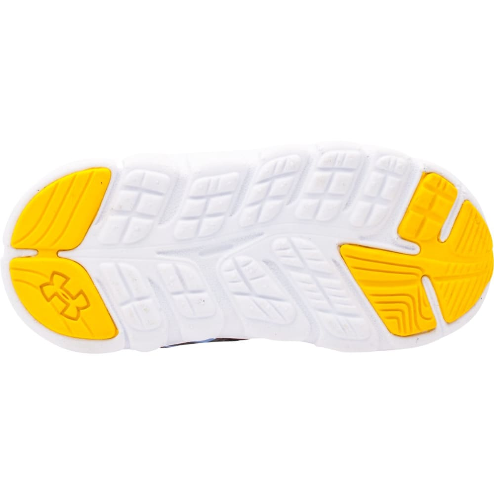 UNDER ARMOUR Toddlers' Spine RN L Shoes - STEALTH LINE METER