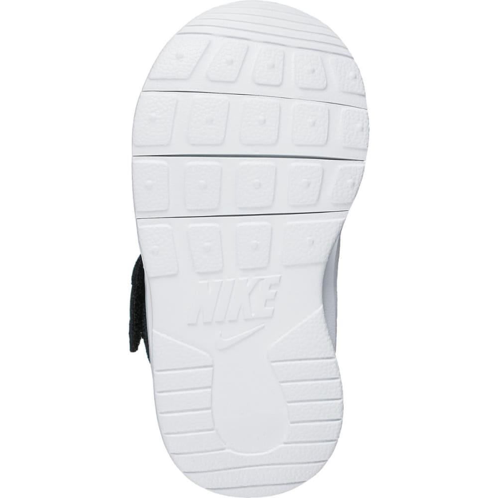 NIKE Infant Tanjun Shoes - 011 -BLACK WHITE