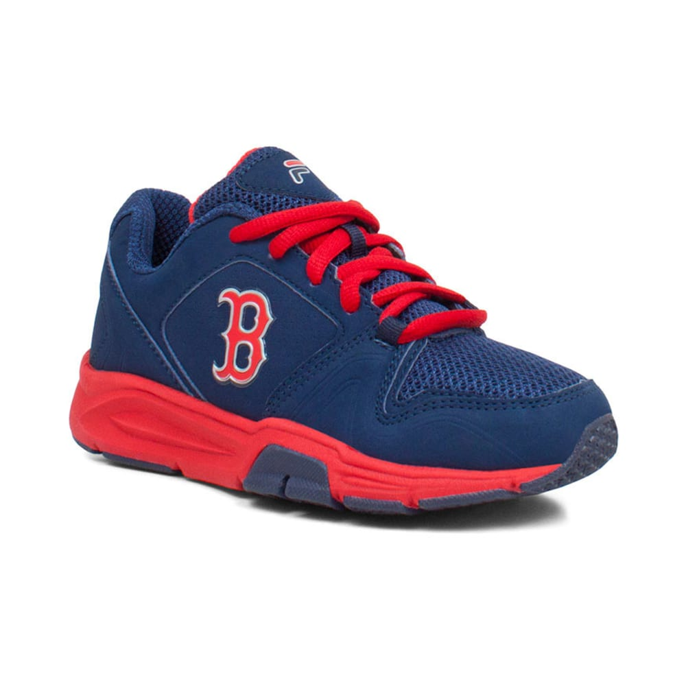 FILA Youth MLB Traverse Red Sox Navy/Red - NAVY/RED