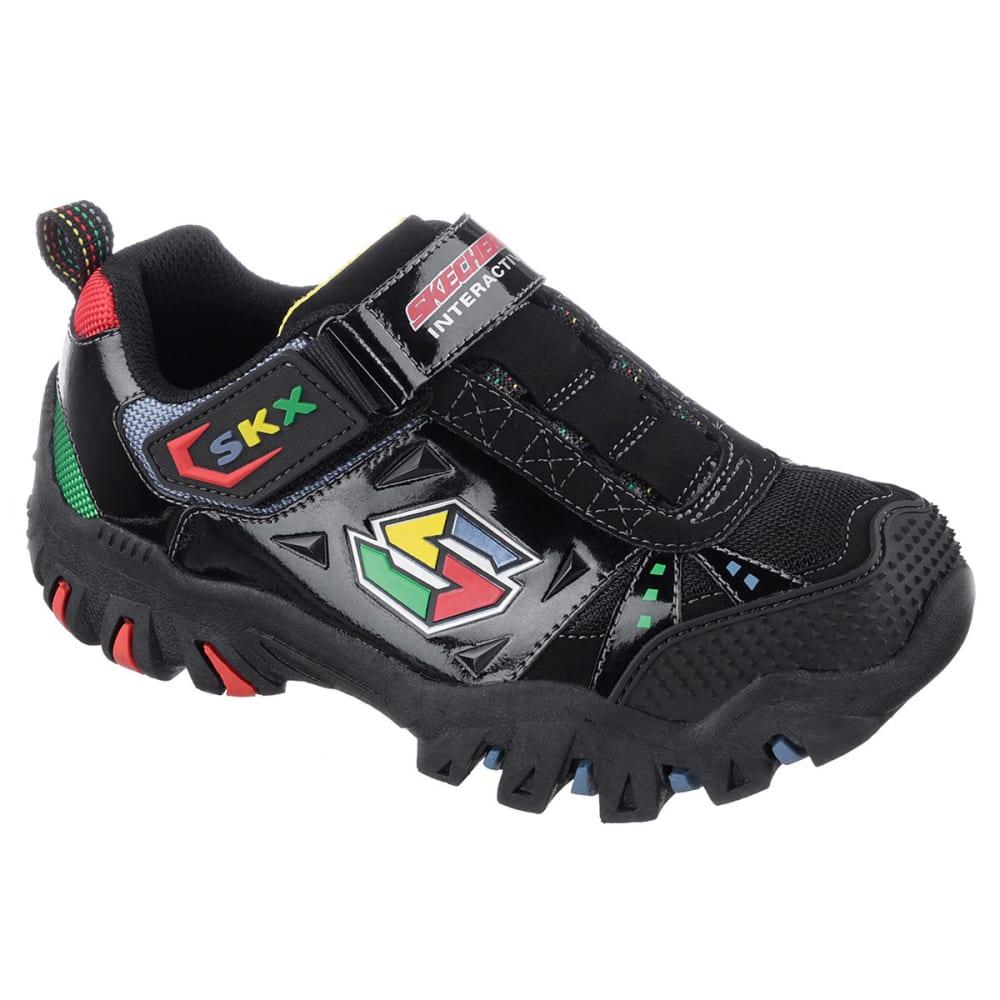 SKECHERS Boys' Damager Sneakers—Game Kicks - BLACK/MULTI