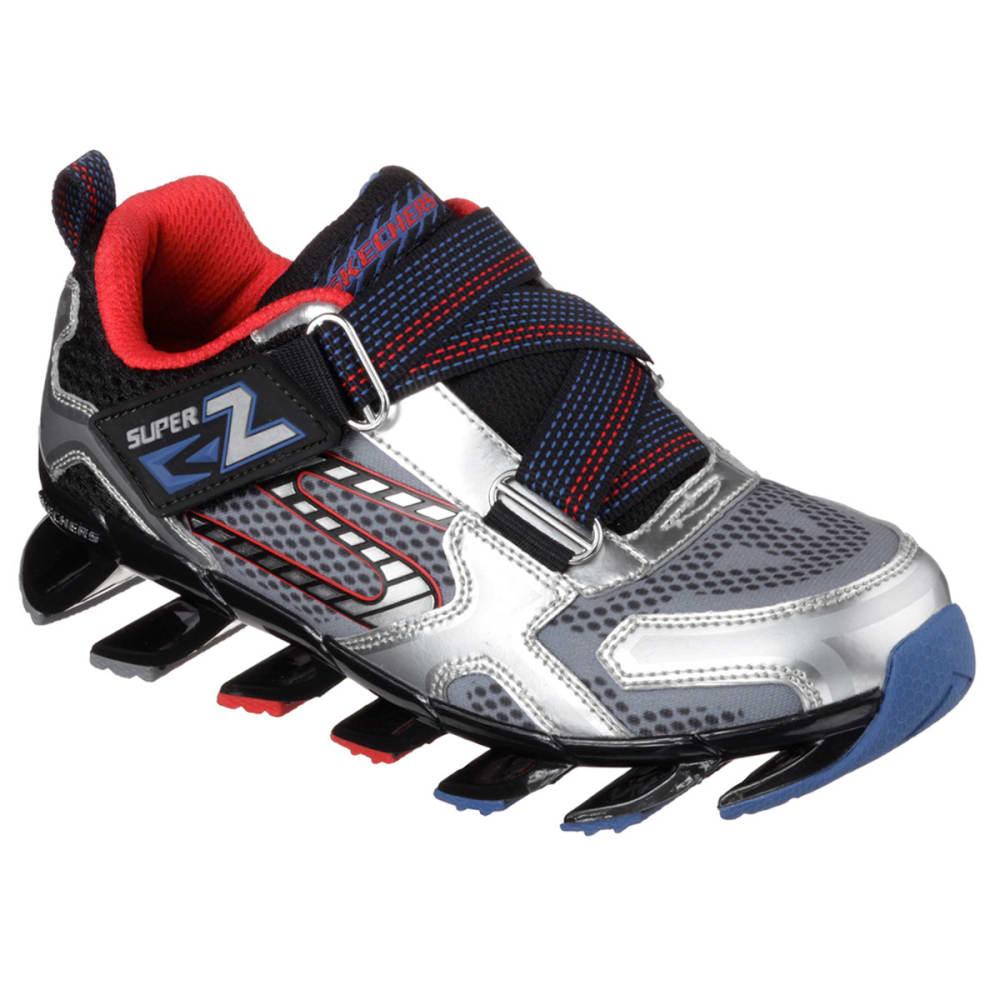 SKECHERS Boys' Mega Blade 2.0 Athletic Shoes - GRANITE HEATHER/OXFO