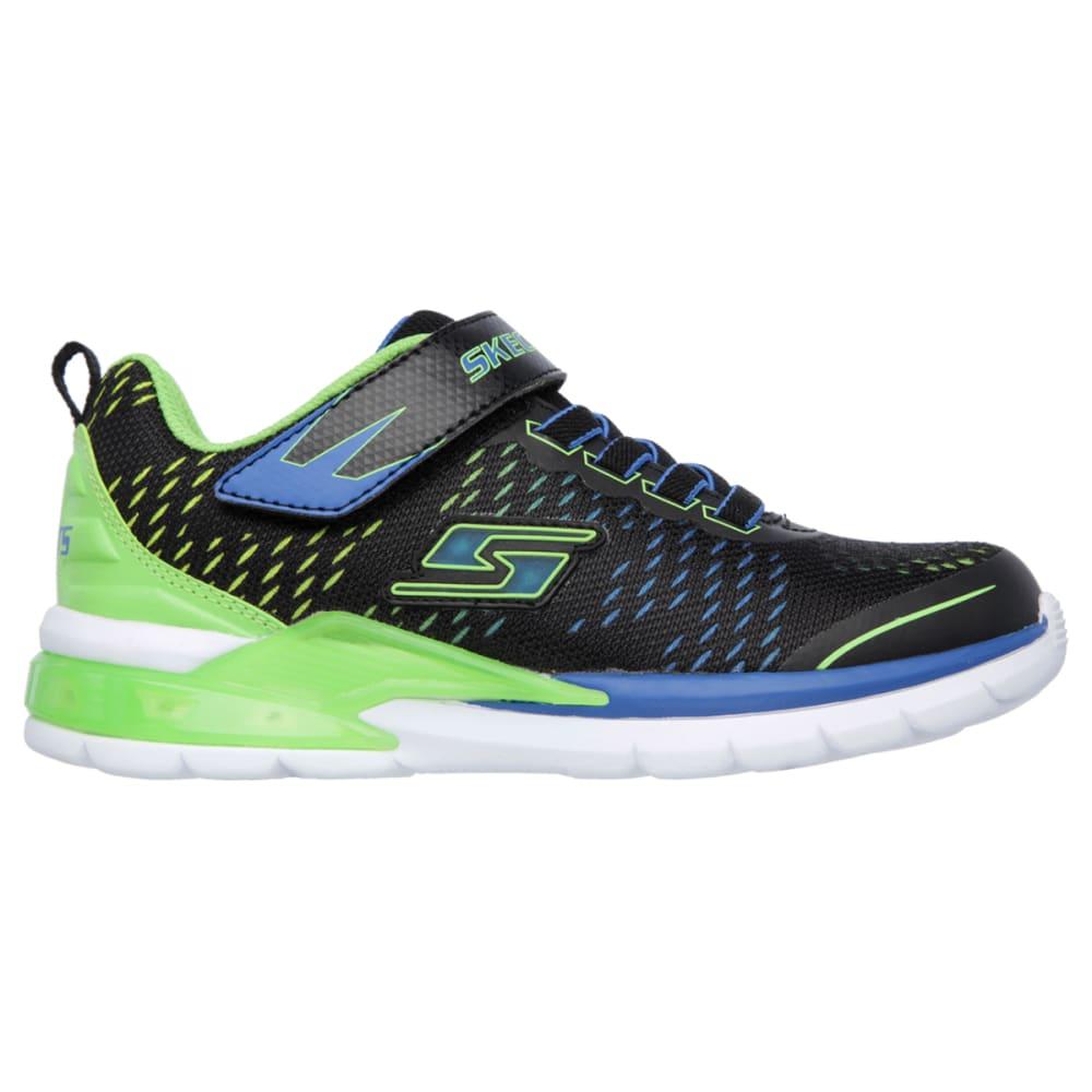 SKECHERS Boys' S Lights: Erupters II Shoes - BLACK