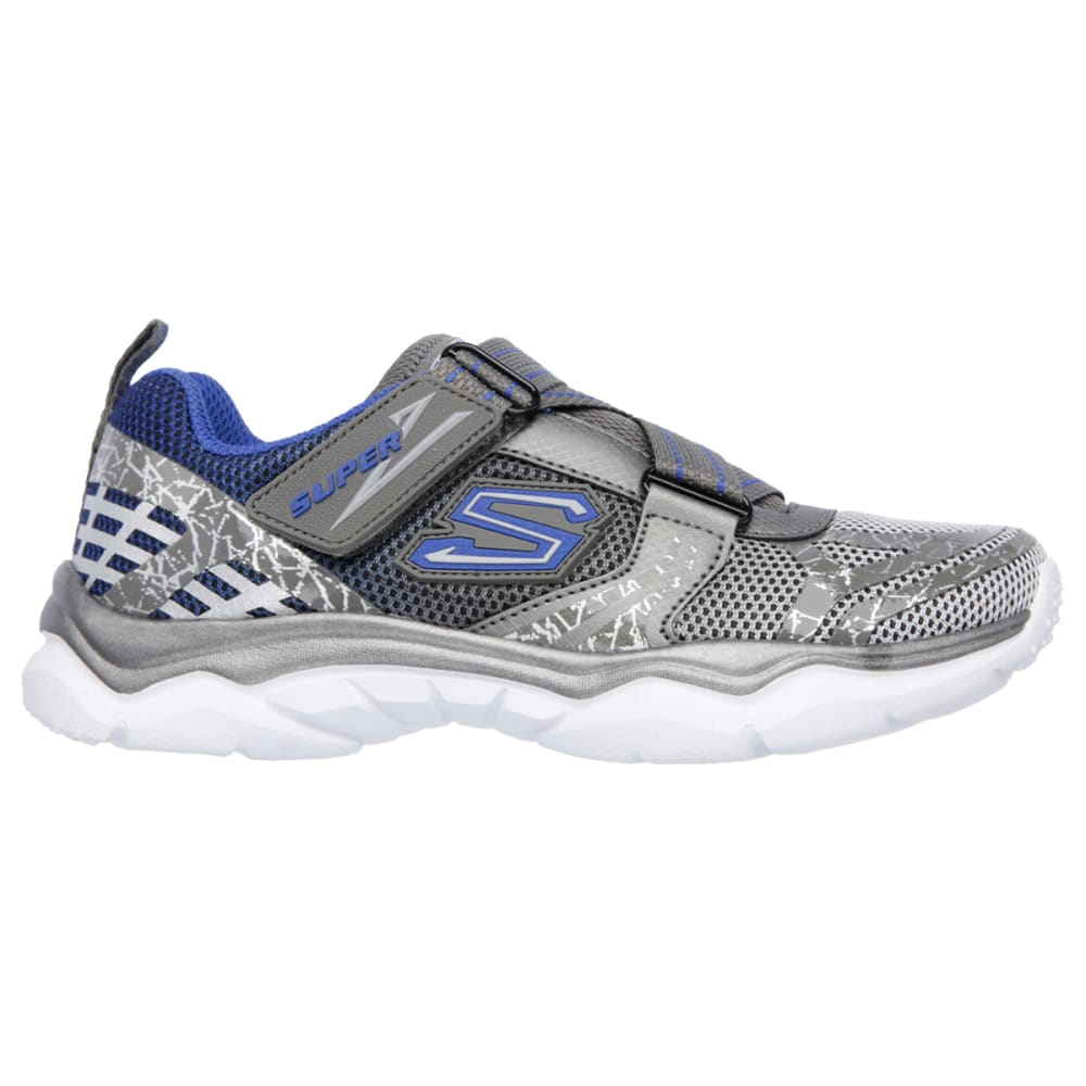 SKECHERS Boys' Neutron Shoes - SILVER