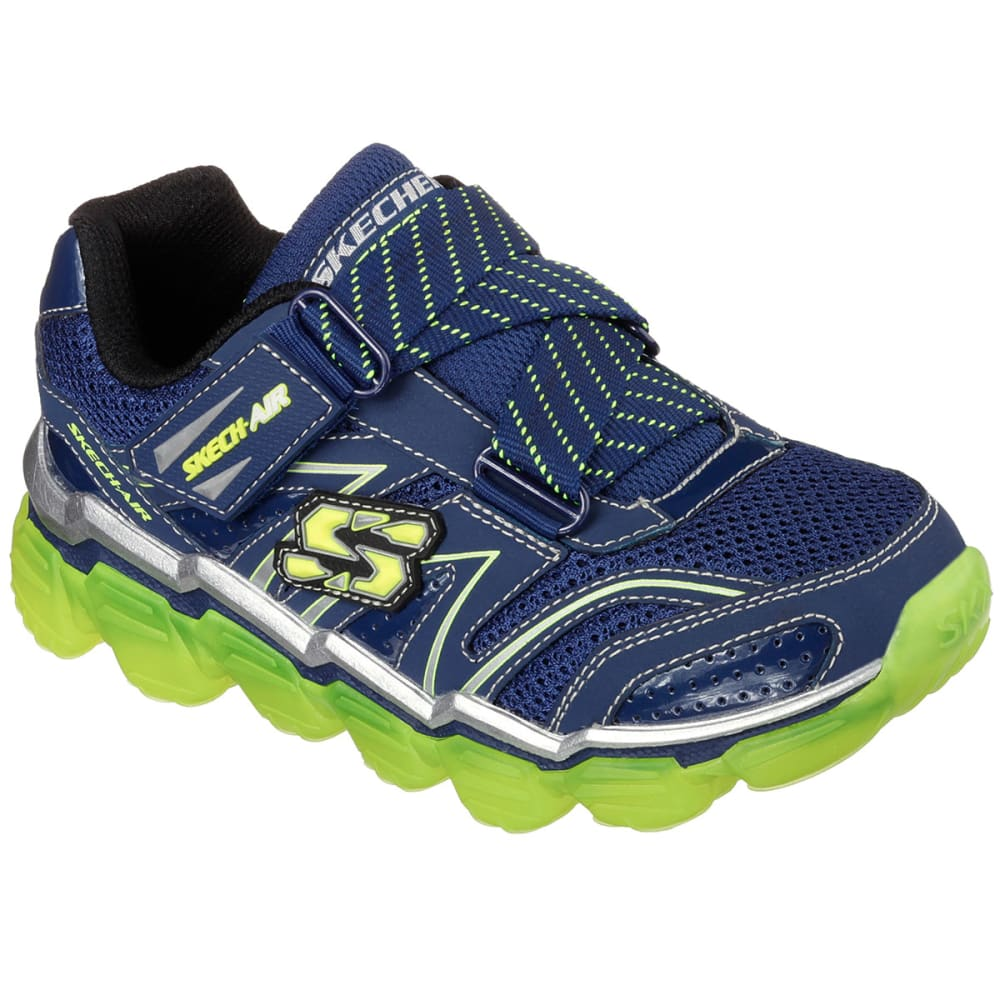 SKECHERS Boys' Skech-Air Shoes, 3.5-7 - NAVY