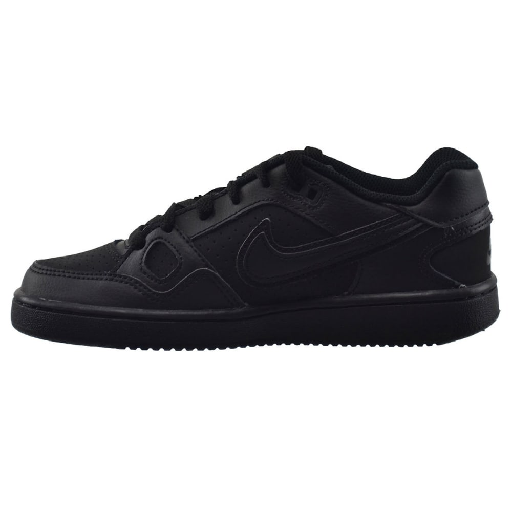 NIKE Boys' Son of Force Low Sneakers - BLACK