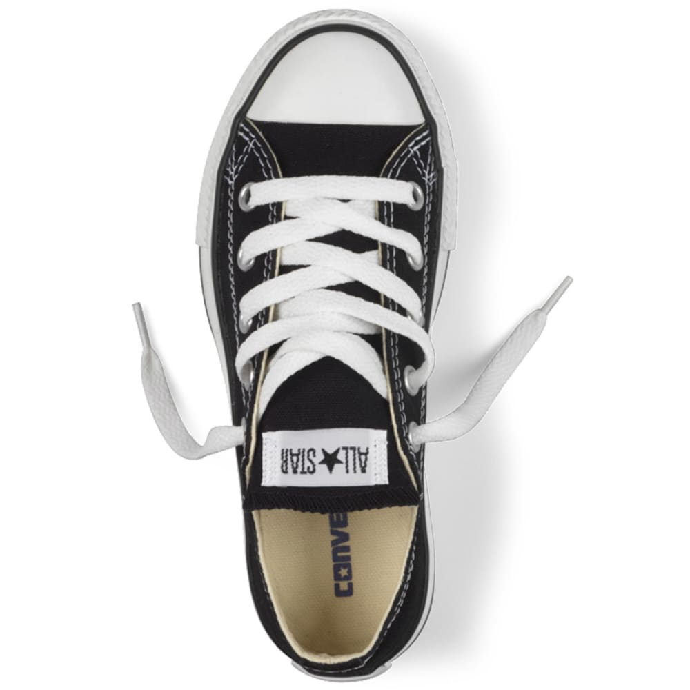 CONVERSE Kids' Chuck Taylor All Star Shoes - BLACK