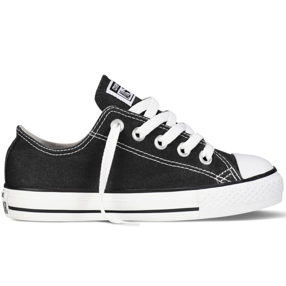 Converse Kids' Chuck Taylor All Star Shoes - Black, 1
