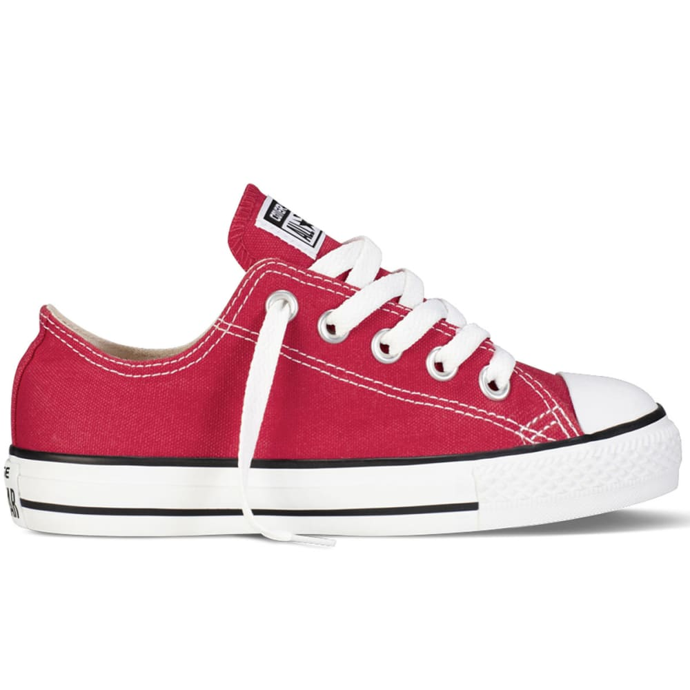 Converse Kids' Chuck Taylor All Star Shoes - Red, 1