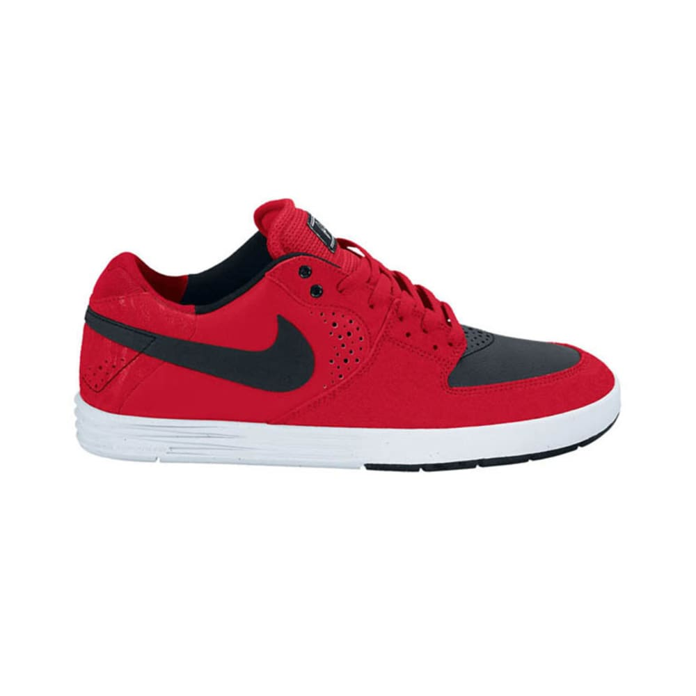 Nike Boys 599657 Paul Rodriguez 7 University red/White/Black - RED/BLACK