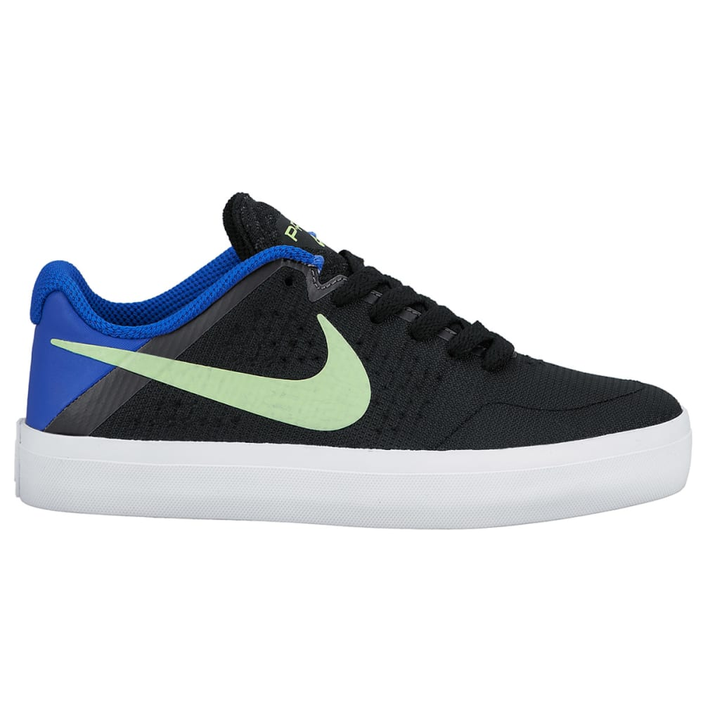 NIKE SB Boys' Paul Rodriguez CTD LR Canvas Skate Shoes - ONYX