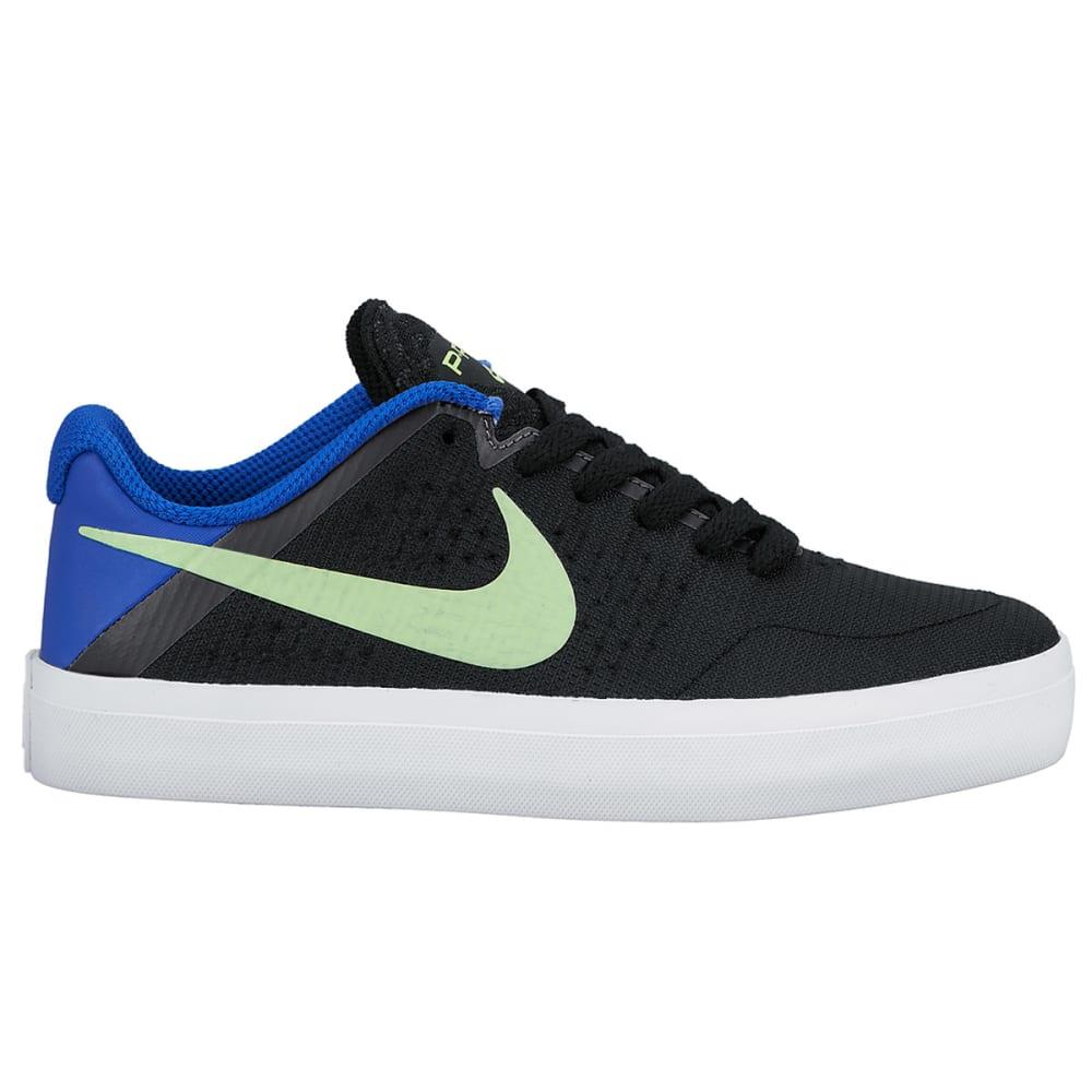 NIKE SB Boys' Paul Rodriguez CTD LR Canvas Skate Shoes 3.5