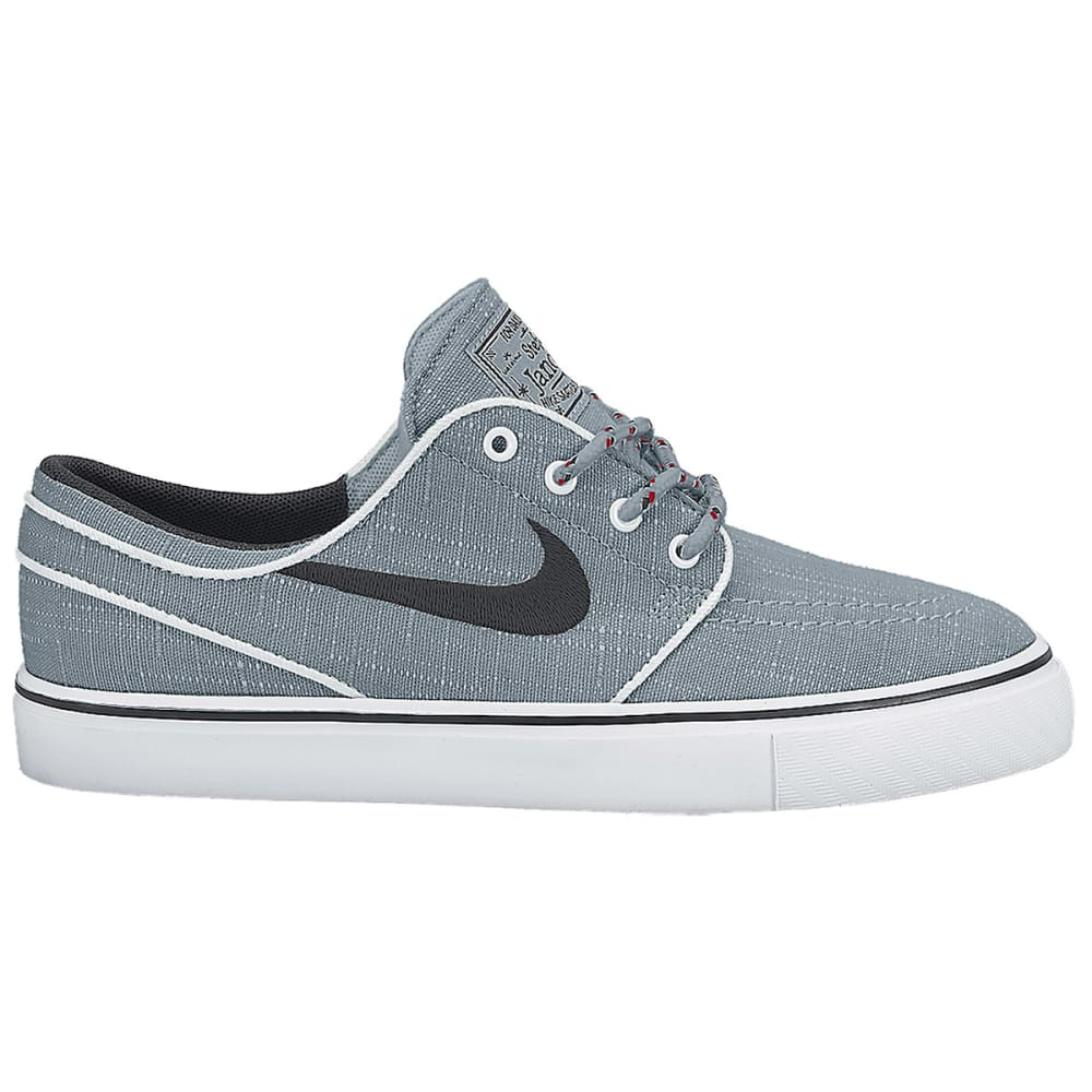 NIKE SB Guys' Stefan Janoski Canvas Shoes - NINE IRON