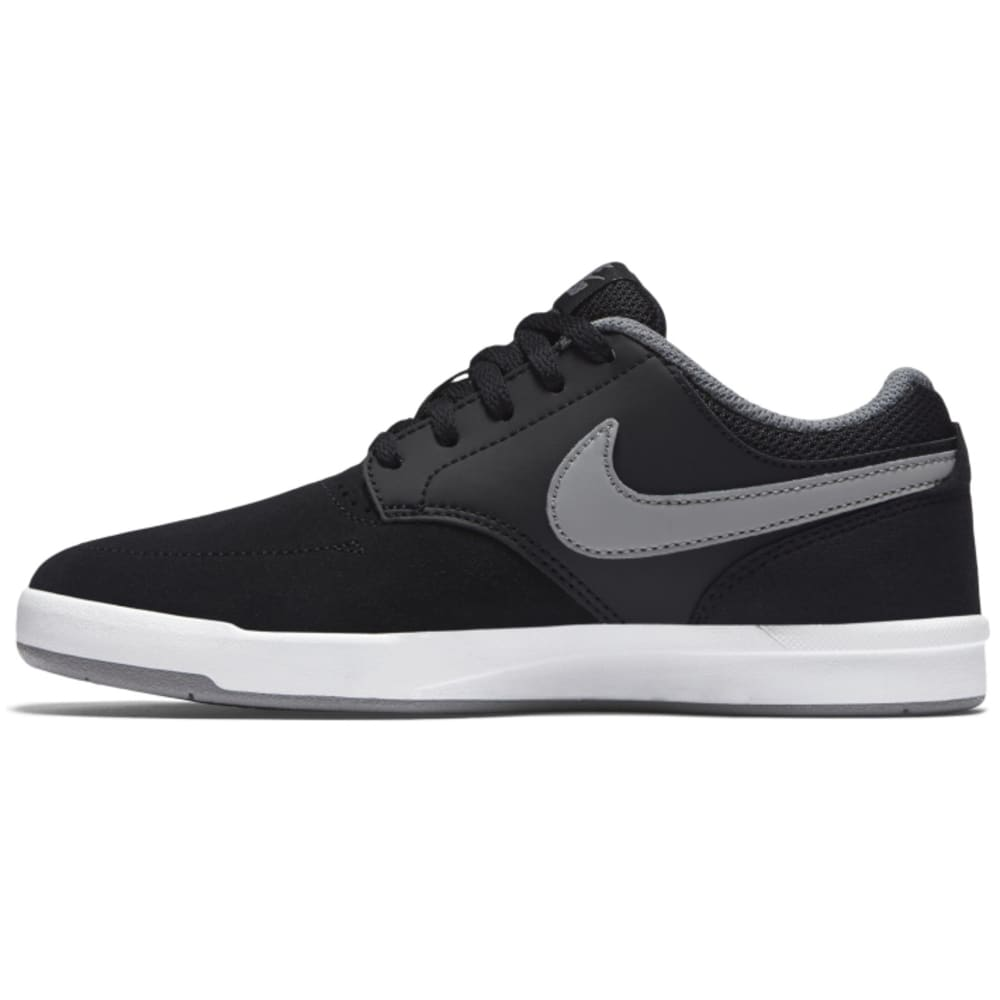 NIKE SB Boys' Fokus Skate Shoes - STEALTH LINE METER