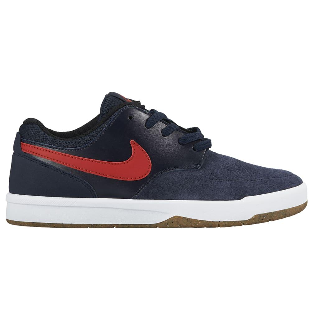 NIKE SB Boys' Fokus Skate Shoes - HORIZON BLUE