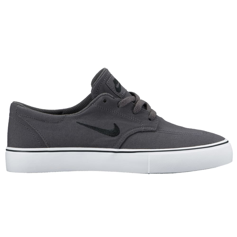 NIKE SB Boys' Clutch Skate Shoes - DARK GREY