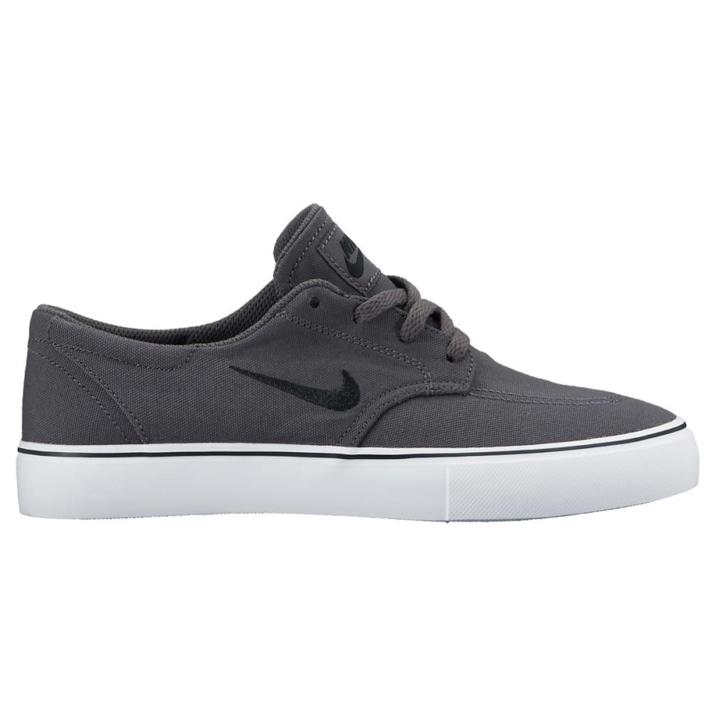 NIKE SB Boys' Clutch Skate Shoes - DARK GREY