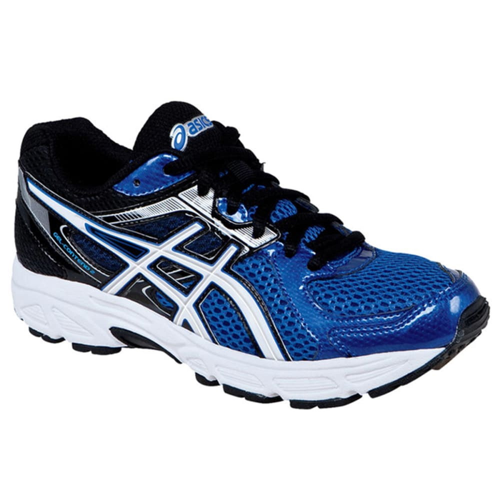 ASCIS Boys' Gel-Contend 2 Running Shoes - ROYAL BLUE