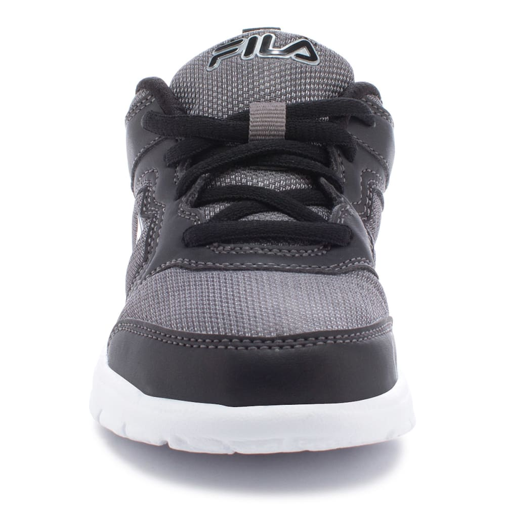 FILA Boys' Spring Loaded Running Shoes - CASTLEROCK